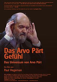 "Movie poster for ""THAT PÄRT FEELING"""