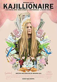 """Filmplakat für """"KAJILLIONAIRE"""""""