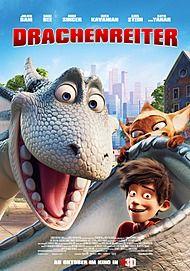 """Movie poster for """"Drachenreiter"""""""