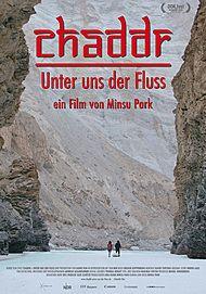"""Movie poster for """"CHADDR - UNTER UNS DER FLUSS"""""""