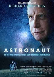"Movie poster for ""ASTRONAUT"""