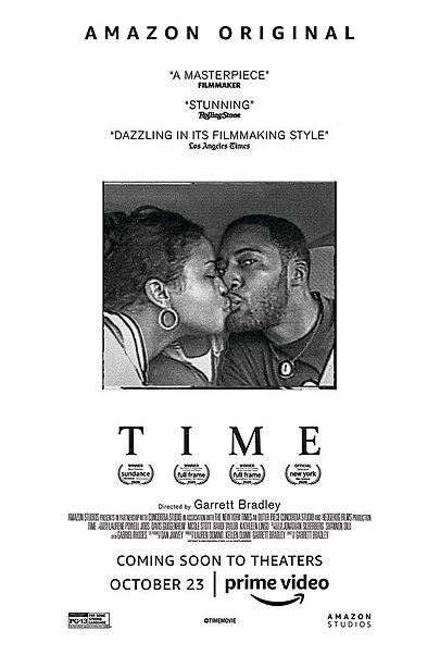 """Movie poster for """"TIME"""""""