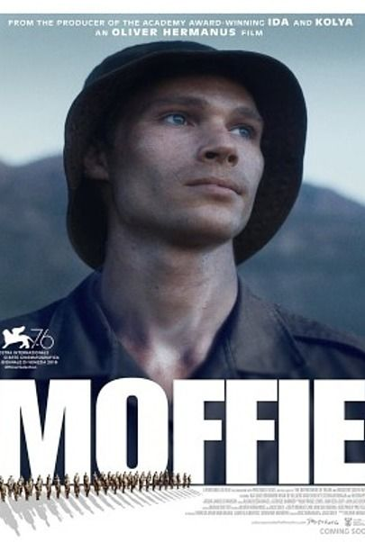 """Movie poster for """"MOFFIE"""""""