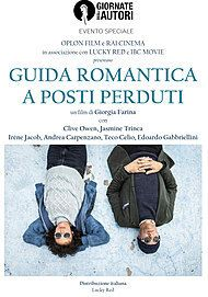 "Movie poster for ""Guida Romantica a Posti Perduti"""