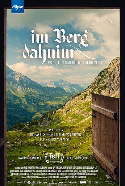 "Filmplakat für ""IM BERG DAHUIM"""