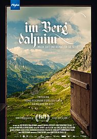 "Movie poster for ""IM BERG DAHUIM"""