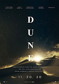 """Movie poster for """"DUNE"""""""