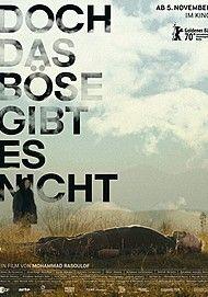 """Movie poster for """"DOCH DAS BÖSE GIBT ES NICHT """""""