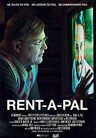 """Movie poster for """"RENT-A-PAL"""""""