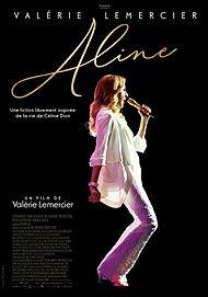"""Affiche du film """"ALINE"""""""