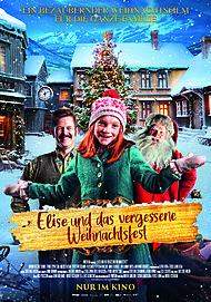 """Filmplakat für """"ELISE UND DAS VERGESSENE WEIHNACHTSFEST"""""""