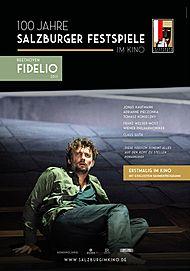 """Filmplakat für """"SALZBURG IM KINO 20/21: BEETHOVEN - FIDELIO"""""""