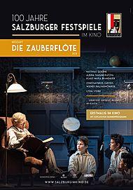 """Filmplakat für """"SALZBURG IM KINO 20/21: MOZART - DIE ZAUBERFLÖTE"""""""