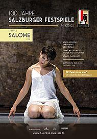"""Filmplakat für """"SALZBURG IM KINO 20/21: STRAUSS - SALOME"""""""