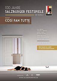 "Movie poster for ""SALZBURG IM KINO 20/21: MOZART - COSI FAN TUTTE"""