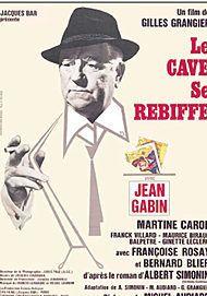 """Affiche du film """"LE CAVE SE REBIFFE """""""