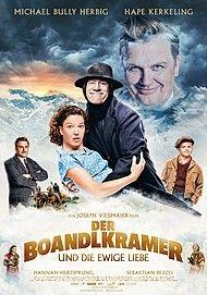 """Movie poster for """"DER BOANDLKRAMER UND DIE EWIGE LIEBE"""""""