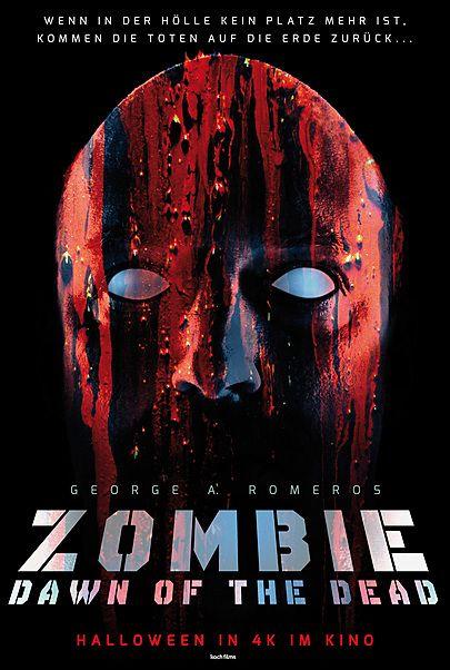"""Filmplakat für """"ZOMBIE - DAWN OF THE DEAD"""""""
