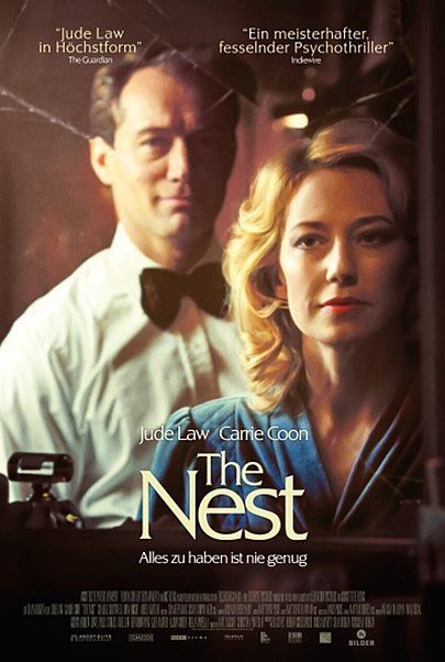 """Movie poster for """"THE NEST"""""""