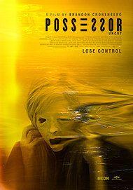 """Movie poster for """"POSSESSOR"""""""