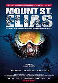 "Movie poster for ""MOUNT ST: ELIAS"""
