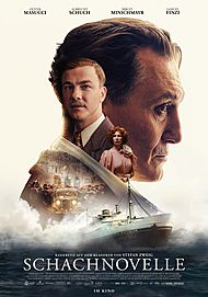 "Movie poster for ""SCHACHNOVELLE"""