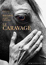 """Affiche du film """"LE CARAVAGE"""""""