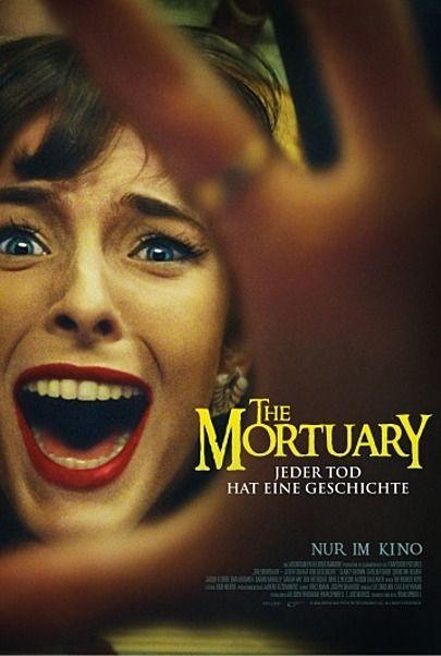 """Filmplakat für """"THE MORTUARY – JEDER TOD HAT EINE GESCHICHTE"""""""