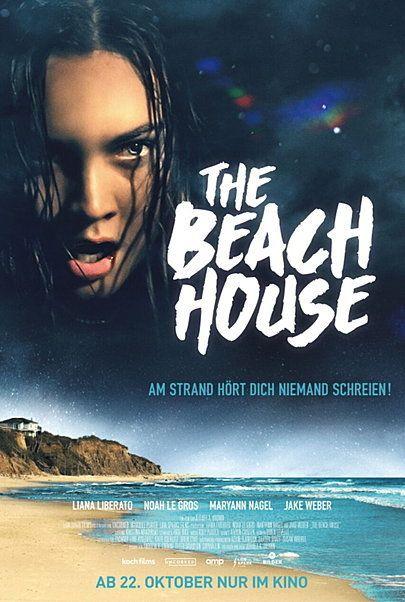 """Filmplakat für """"THE BEACH HOUSE"""""""
