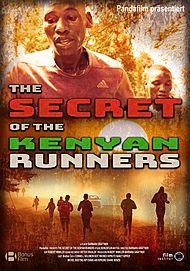 """Filmplakat für """"THE SECRET OF THE KENYAN RUNNERS"""""""