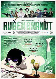 """Movie poster for """"RUBEN BRANDT"""""""