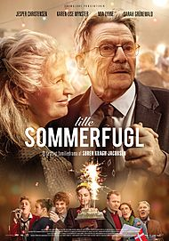 "Movie poster for ""LILLE SOMMERFUGL"""