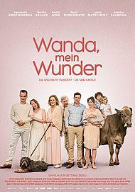 """Filmplakat für """"WANDA, MEIN WUNDER"""""""