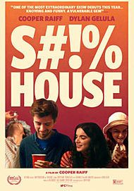 """Movie poster for """"SHITHOUSE"""""""