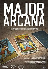 "Movie poster for ""MAJOR ARCANA"""