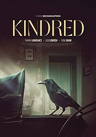 "Movie poster for ""KINDRED"""