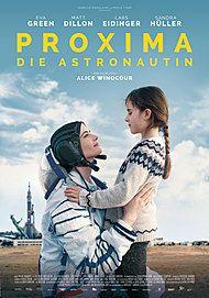 """Filmplakat für """"PROXIMA - DIE ASTRONAUTIN"""""""