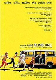 "Movie poster for ""LITTLE MISS SUNSHINE """