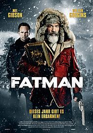"Movie poster for ""FATMAN"""