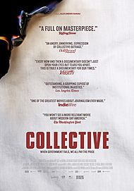 "Movie poster for ""COLLECTIVE"""