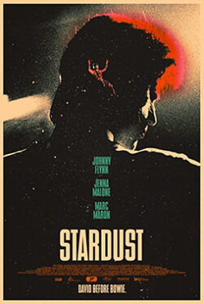 """Movie poster for """"STARDUST"""""""