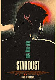 "Movie poster for ""STARDUST"""