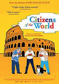 """Movie poster for """"CITIZENS OF THE WORLD"""""""