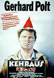 "Movie poster for ""KEHRAUS (WA: 2020)"""