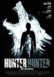 "Movie poster for ""HUNTER HUNTER"""
