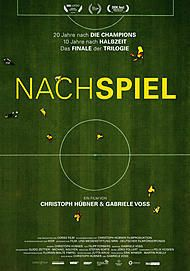 "Movie poster for ""NACHSPIEL"""