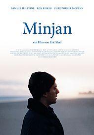 """Filmplakat für """"MINJAN"""""""