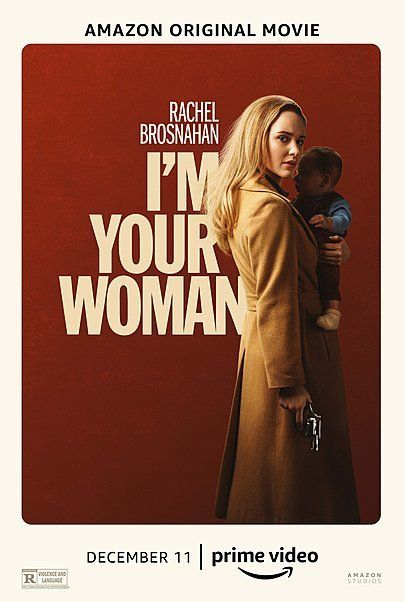 """Movie poster for """"I'M YOUR WOMAN"""""""