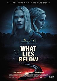 "Filmplakat für ""WHAT LIES BELOW"""