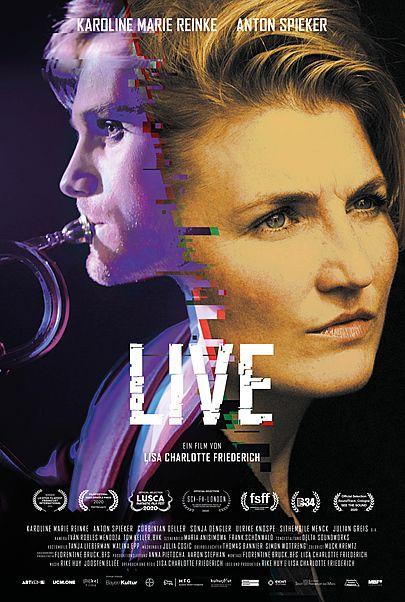 """Filmplakat für """"LIVE"""""""